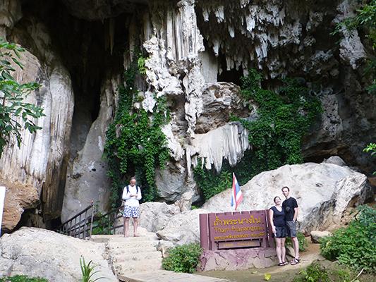 Diamond Cave.