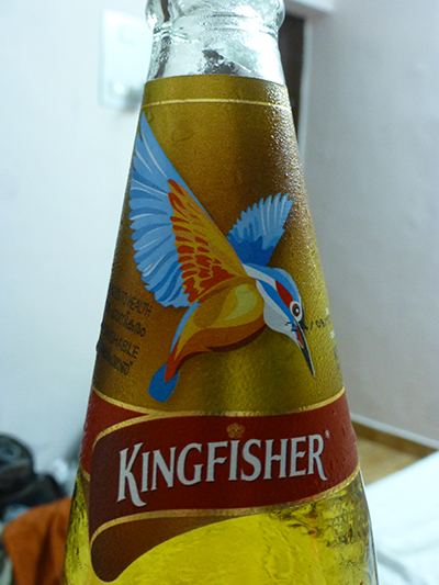 I really dig the Kingfisher logo. The actual bird is beautiful as well.