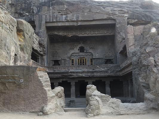Hindu Cave