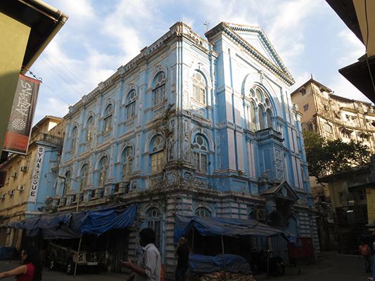 Keneseth Eilyahoo Synagogue