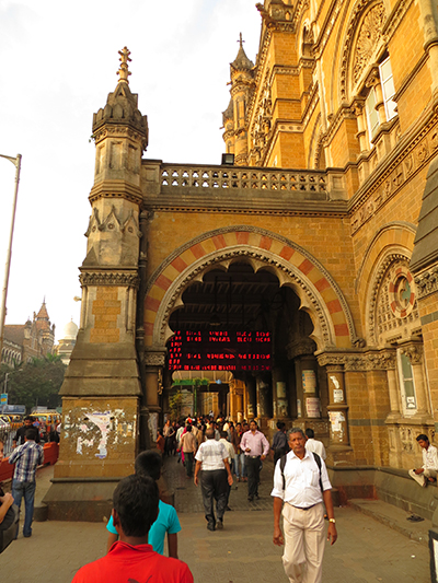 Victoria Railway Station stop