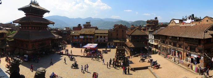 Bhaktapur Panoramic_02